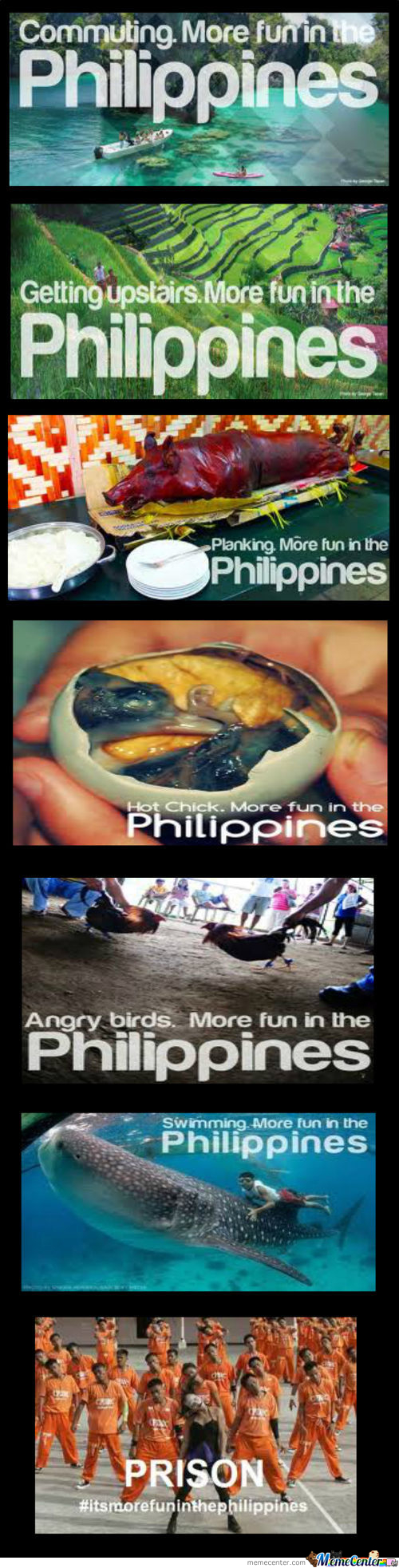 It's More Fun In The Philippines!!
