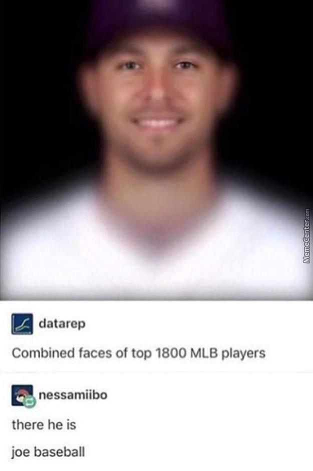 Its Mr. Baseball