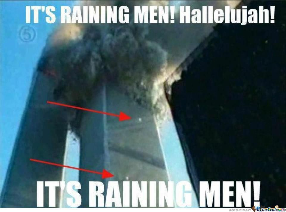 Its Raining Men!