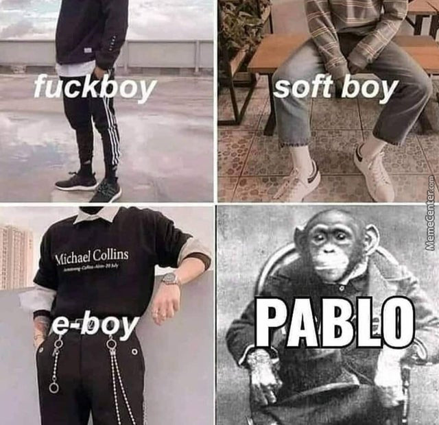Its Simple. Pablo