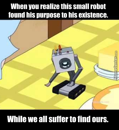 Its So Depressing That Its Funny (Rick And Morty)