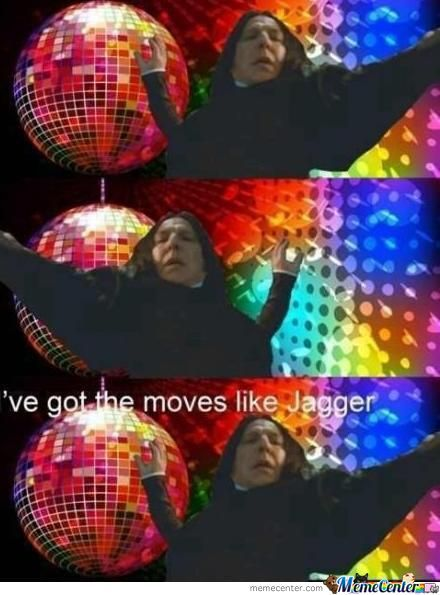 I've Got The Moves Like Jagger