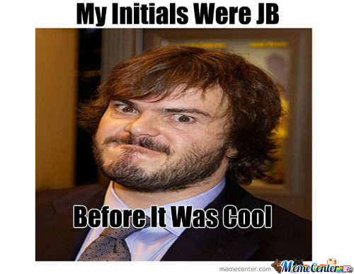 Jack Black Had It