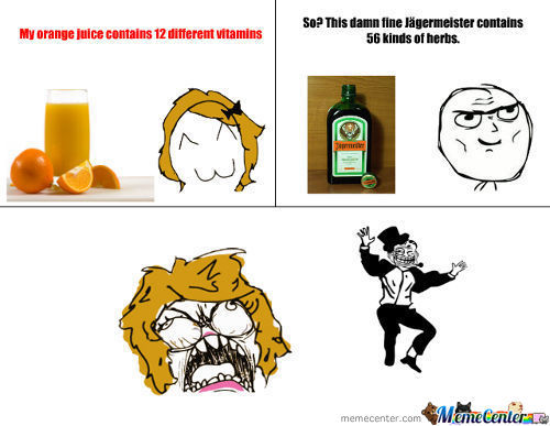 Jägermeister Is Healthier!