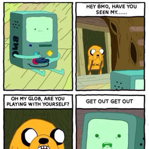 jake the dog and finn the human the fun will never end its