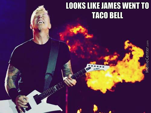James Went To Taco Bell
