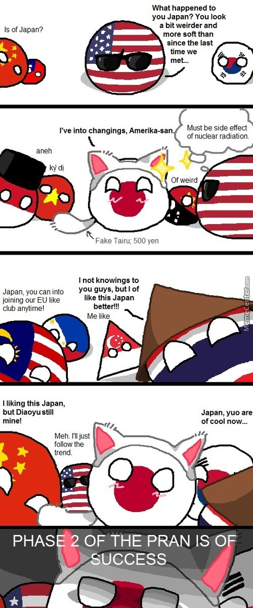 Japan Is Up To Something Sinister