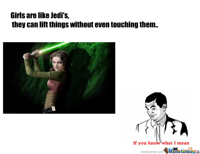 Jedi Girls Rule!