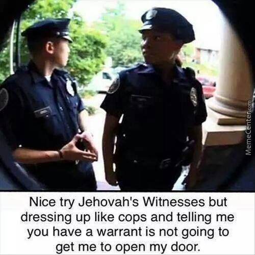 Jehovah Witnesses' Are Learning..........