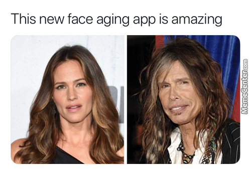 Jennifer Gardner Doesn'T Look Like She'S Going To Age Well According To This App...