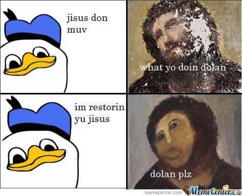 Jesus Restoration By Dolan