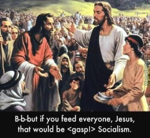 Jesus Was A Comrade Before It Was Cool