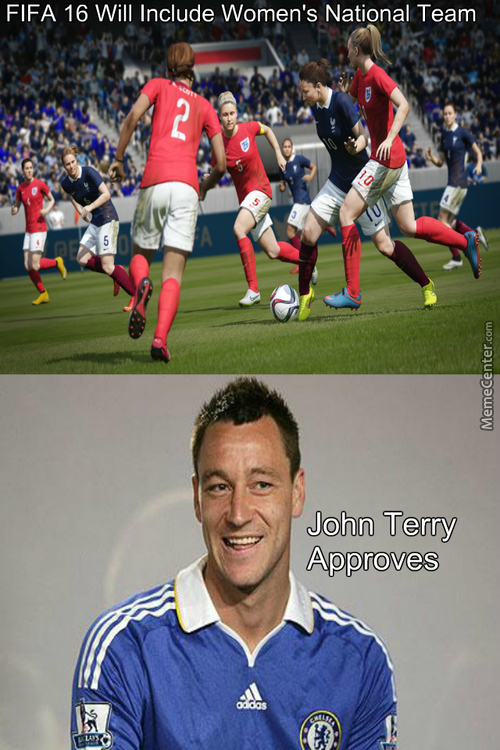 John Terry Would Love This