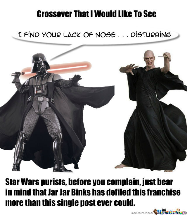 Join The Dark Side . . . They Have Cookies