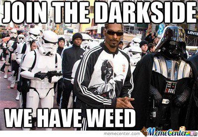 Join The Darkside