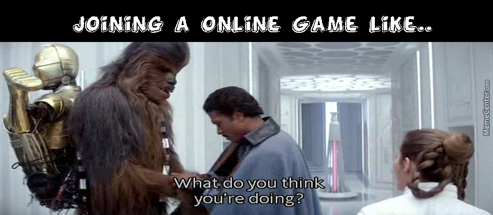 Joining A Online Game