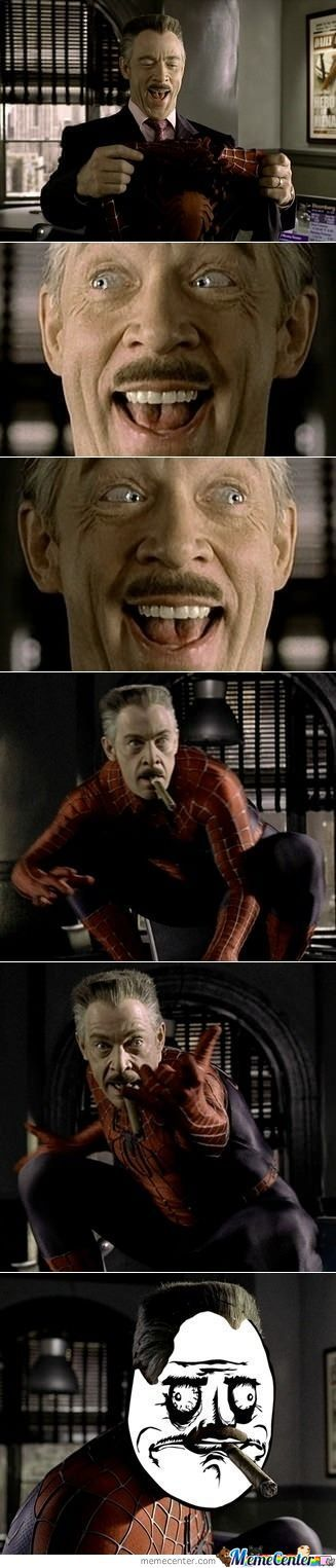 Jonah Jameson Finally Got What He Wanted!