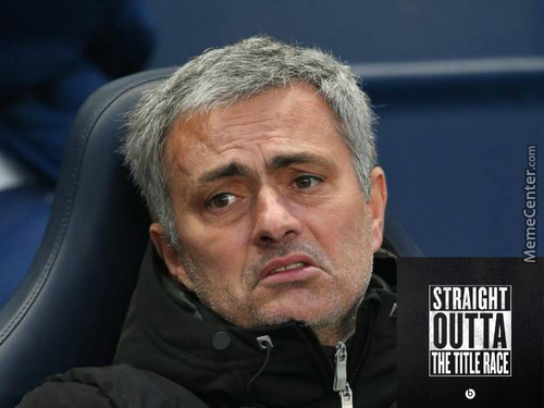 Jose Mourinho After 5 Games, Four Points And Conceded 11 Goals