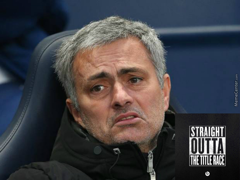 Jose Mourinho After 5 Games, Four Points And Conceded 11 ...