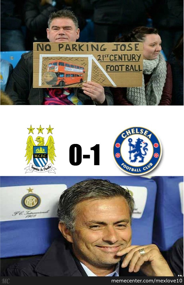 Jose Mourinho by mexlove10 - Meme Center