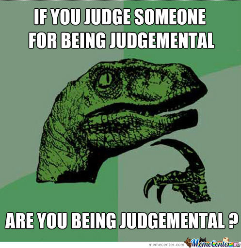Judge-Mental