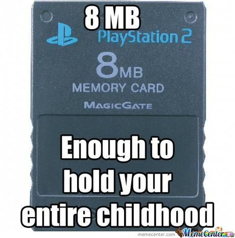 Just 8Mb