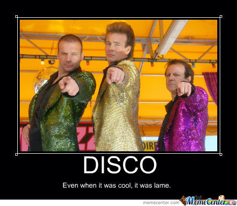 Just A Disco Thing