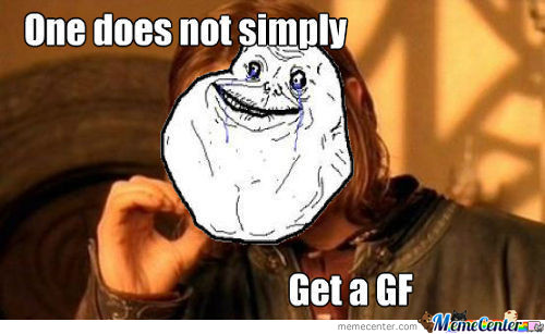 Just A Forever Alone