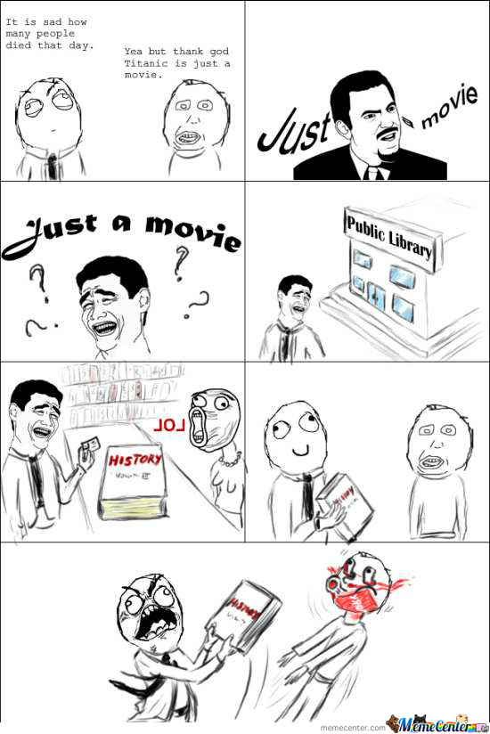 Just A Movie?!