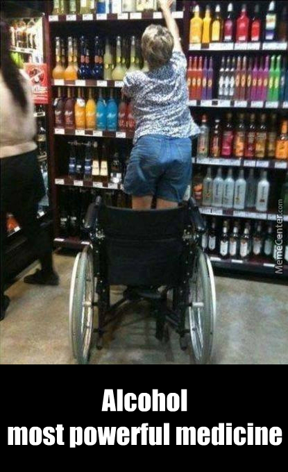 Just Alcohol