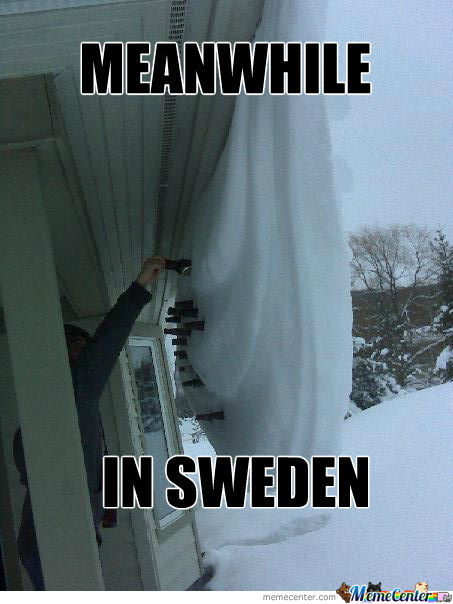 Just Another Winter For Us Nords