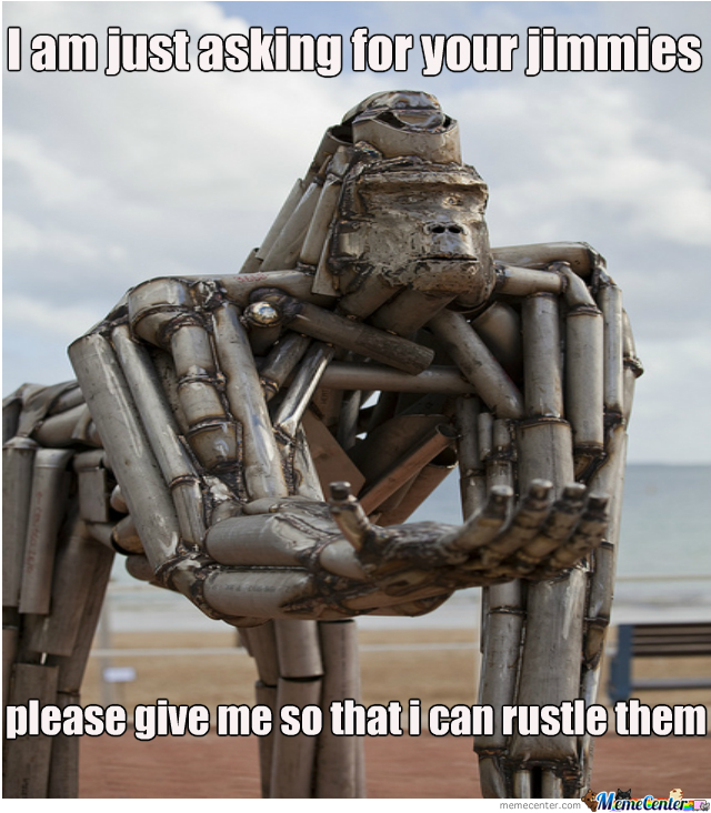 Just Asking For Some Jimmies