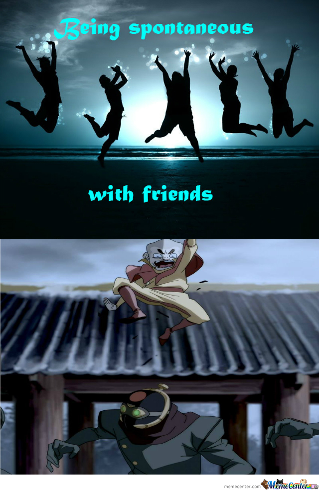 Just Avatar Things