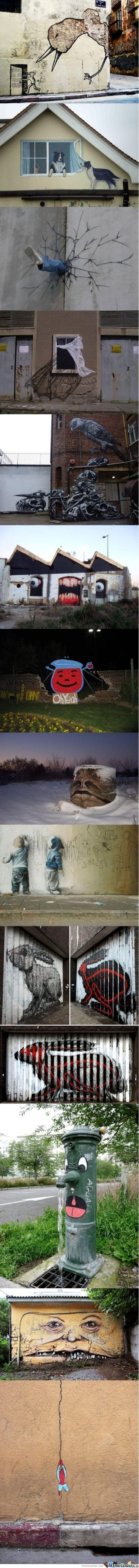 Just Awesome Street Art