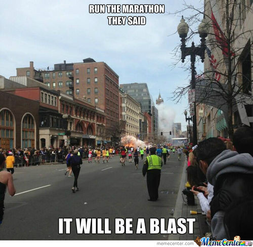 Just Boston Marathon