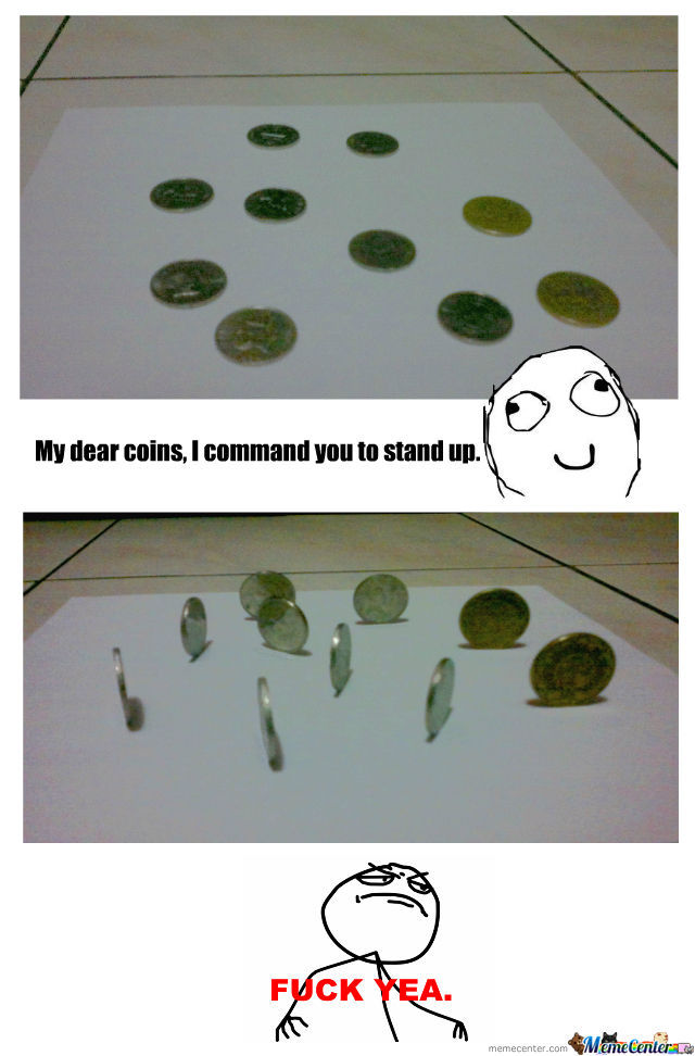 Just Coins.