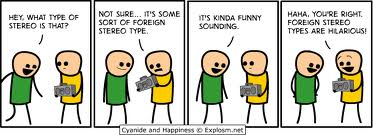Just Cyanide And Happiness