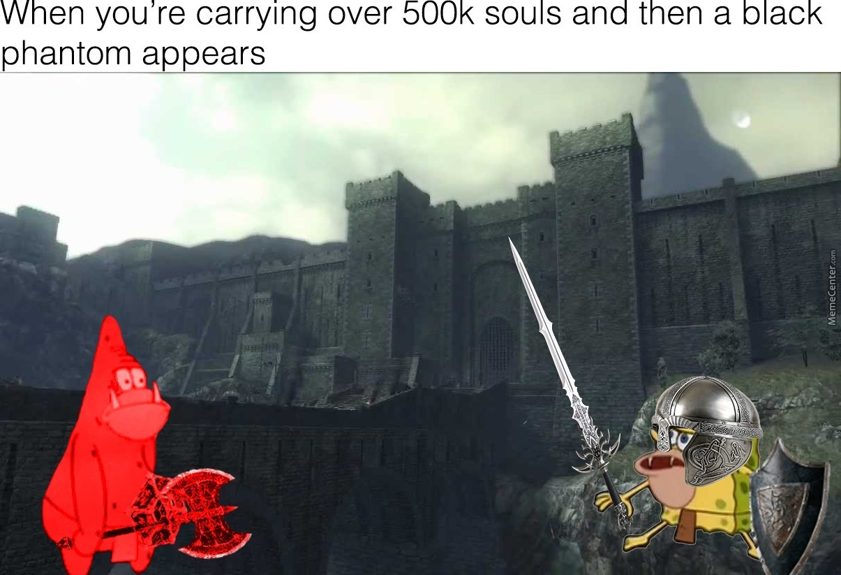 Just Dark Souls Things