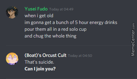 Just Discord Things
