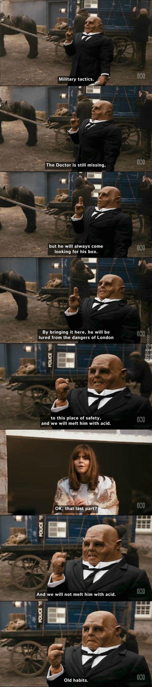 Just Doctor Who
