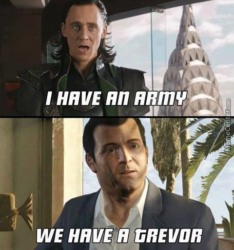 Just Dont Piss Off Trevor Philips