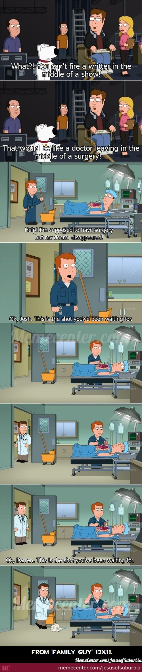 Just Family Guy