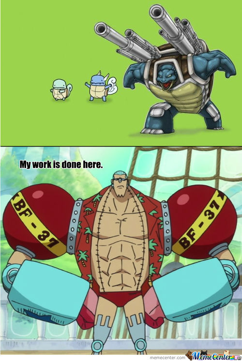 Just Franky.