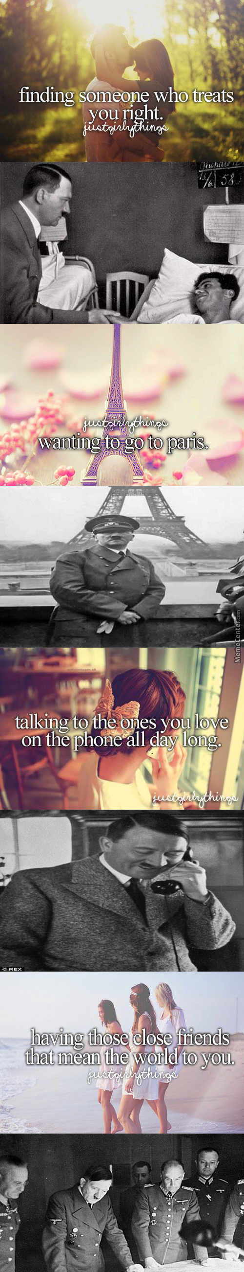 Just Hitler Things