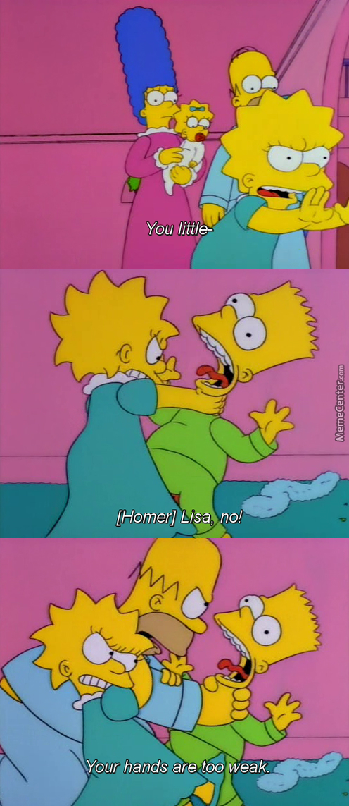 Just Homer Jay Simpson