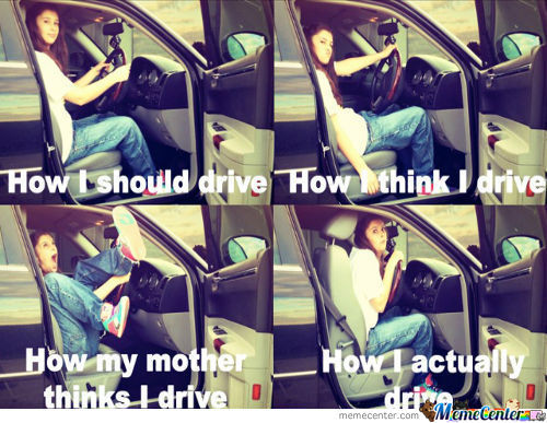 Just How I Drive