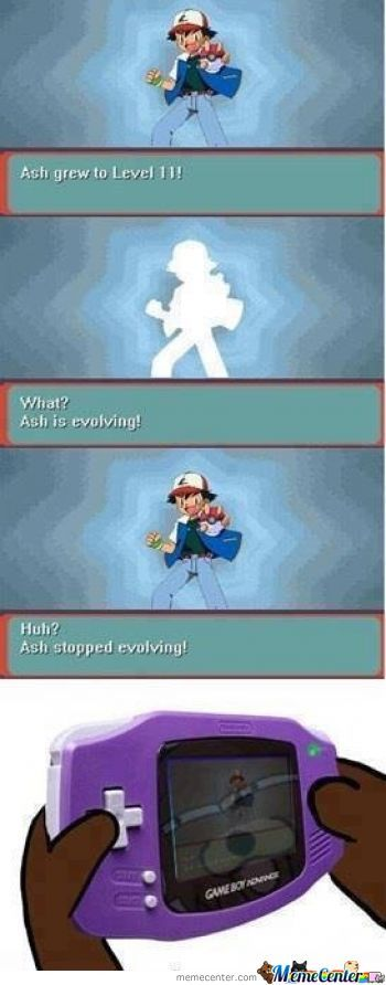 Just How The Pokemolester Likes It