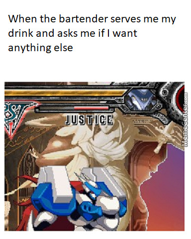 Just Ice, I Like My Drink Cold. Also, My Puns Are Bad.