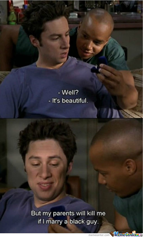 Just Jd Being Jd (Scrubs)
