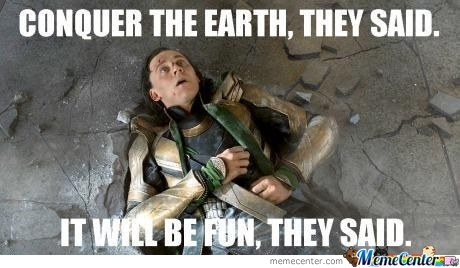 Just Loki Being Loki